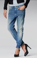 G-Star Raw Arc 3D Loose Tapered Jeans Womens light Blue W30 L32  *REF21-11