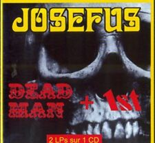 "Josefus:  ""Dead Man / Josefus""  (2on1 CD Reissue)"