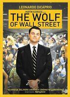 Martin Scorsese's The Wolf of Wall Street - Leonardo DiCaprio - DVD WS