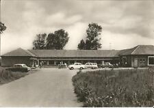 Altenkirchen, Rügen, Konsum-Landwarenhaus, Auto, Trabant, Wartburg, DDR-Foto-Ak