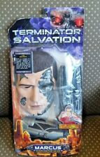The Terminator Salvation Be Marcus Terminator Gear Roleplay Toy New Playmates