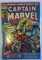 Captain Marvel #22 (Sep 1972, Marvel)