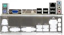 ATX pannello I/O Shield ASROCK h61m-dgs m3a780gm-le #11 880gm-le NUOVO OVP io SHIELD