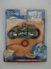Buzz Lightyear Pull cord motorcycle Rare USA exclusive Toy Story Pixar Disney
