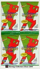 Cricket Loose Packs--1998/99 Select Cricket Card Retail Loose Packs Unit(36 pks)