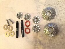 KYOSHO INFERNO MP9 TKI4 TKI3 DIFF BEVEL GEARS, SHAFTS, REBUILD KIT IF402, IF411,