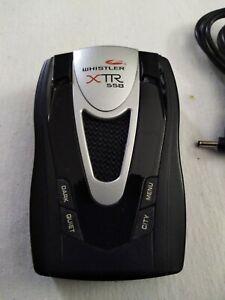 Whistler XTR 558