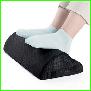 Footrest Cushion - Ergonomic Footrest Pillow, Pillow for Home Office Travel 2020