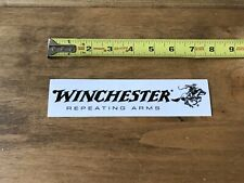 Winchester Repeating Arms Logo  Stickers/Decal Tactical AR AK Hunting Shot Show