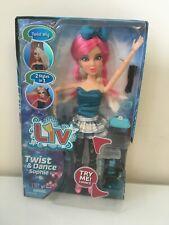 Liv Dolls Twist & Dance Sophie Doll 2 in 1 Spin Master NEW Sealed