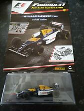 New listing F1 formula 1 car collection issue 19 Williams FW15C 1993 Alain Prost
