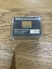 REPLACEMENT ADC Q SERIES RECORD NEEDLE STYLUS NEW OLD STOCK EUROCHANNELS 831