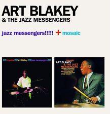 Lionel Hampton - Jazz Messengers!!! + Mosaic [New CD] Spain - Import