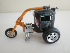 Rare Vintage Zee Toys Diecast C 502 Chopper Cab Toy Hong Kong