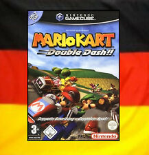 ## Mario Kart Double Dash Nintendo GameCube Spiel Deutsch // GC & Wii - TOP  ##