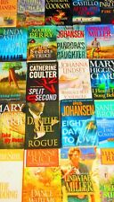 """LARGE PRINT"" WOMEN'S FICTION BOOK LOT-HARDCOVER/SOFTCOVER - FREE SHIPPING"