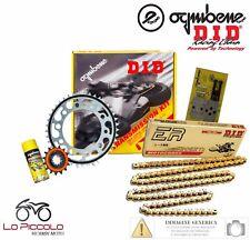 KIT TRASMISSIONE PREMIUM DID CATENA CORONA PIGNONE KTM SX 450 RACING 2003