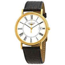 Longines La Grande Classique Quartz White Dial Men's Watch L4.790.2.11.2