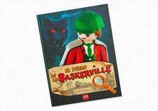 Playmobil 80436 Libro EL PERRO DE LOS BASKERVILLE - Sherlock Holmes