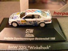 1/87 Herpa BMW 320i Winkelhock #8 STW 1998 037693