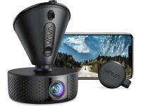 Dash Cam, VAVA 4K 3840x2140 at 30Fps Wi-Fi Car Dash Camera with Sony Night Visio