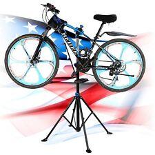 Pro Bicycle Mechanic Repair Bike Workshop Stand Rack w/Telescopic Black Friday H
