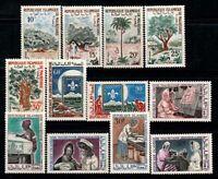 Mauretanien 1967 Postfrisch 100% Pflanzen, Pfadfinder, Frauen