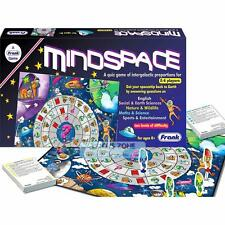 Mind Space A Quiz Of Intergalactic Proportions Mindspace Kids Family Board Game
