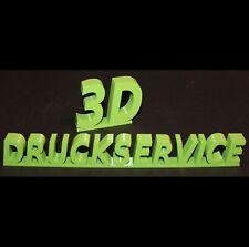 3D Druck 3D Druckservice Druckdienstleister