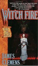Witch Fire (The Banned and the Banished, Book 1) by James Clemens