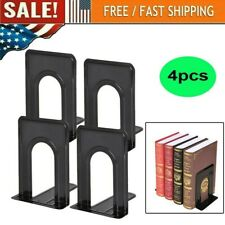 Metal Book Stand Non-slip Book End Office General Book End Office Supplies