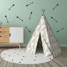 20 Arrow Shaped Wall Stickers Decals Vinyl Art Shapes Kids Bedroom Office