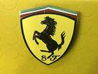 Ferrari 599 GTB Fiorano, Keramik Scuderia emblème, LOGO, BADGE P/N 68578900