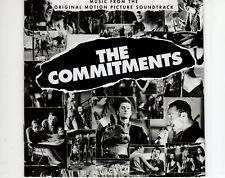 CD THE COMMITMENTSsoundtrackEX (B1125)