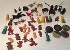 Junk+Drawer+Lot+Mini+Toys+Figures+Random+Estate+Lot+