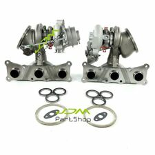 New TD03L BMW e90 e92 e93 135i 335i N54 B30 3.0l Twin BI-Turbo Turbocharger 2pcs