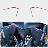 Adesivi per parafango anteriore - Ducati Panigale V4 / V2 2020 /Streetfighter V2