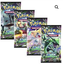 1 Pokemon Booster Pack S&M 7 *Sturm am Firmament* in deutsch  NEU & OVP