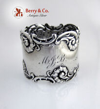 Whiting Sterling Silver Napkin Ring 1890