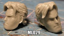 "ML029 Custom Cast head use with 6"" ML Super Heroes Legends action figures"