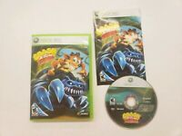 Crash of The Titans XBOX 360 ***Includes Instruction Booklet*** NEAR MINT DISC