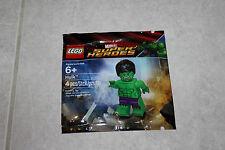 Lego Superhéroes - Hulk MINIFIGURA en Bolsa MISB