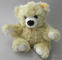 Steiff Cosy Bobby Teddy Bear Woven Fur Plush Dangling 30cm ID Button Tag 2006