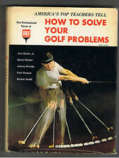 HOW TO SOLVE YOUR GOLF PROBLEMS  GOLF DIGEST 1963