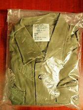 GENUINE BRITISH ARMY ISSUE MANS GS OLIVE DRAB HEAVIER DUTY SHIRT -41/43CM
