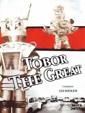 Dvd TOBOR THE GREAT - (1954)  .....NUOVO