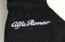 Guanti Alfa Romeo neri touch screen uomo donna men women gloves