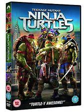 Teenage Mutant Ninja Turtles (DVD) (2014) (C-12)