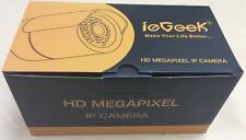 IEGeek HD 1.0 Megapixel IP Camera New Boxed