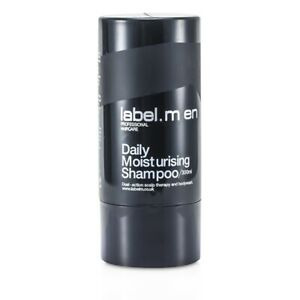 NEW Label.M Men's Daily Moisturising Shampoo (Dual-Action Scalp Therapy and